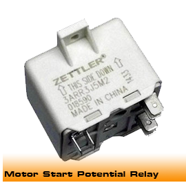 Motor Start Potential Relay